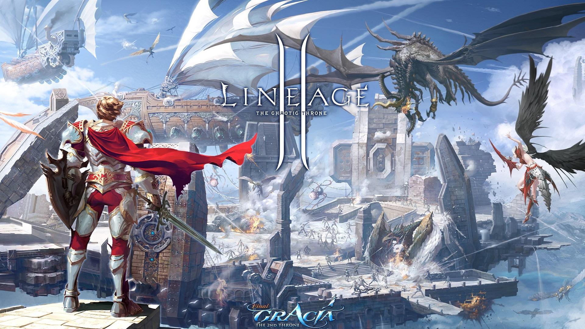 Invictus – Lineage 2 Gracia Final server – Lineage II